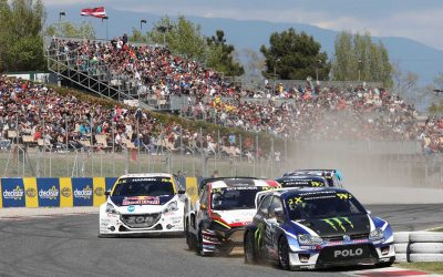 THE WORLD RX 2018 WILL START IN BARCELONA