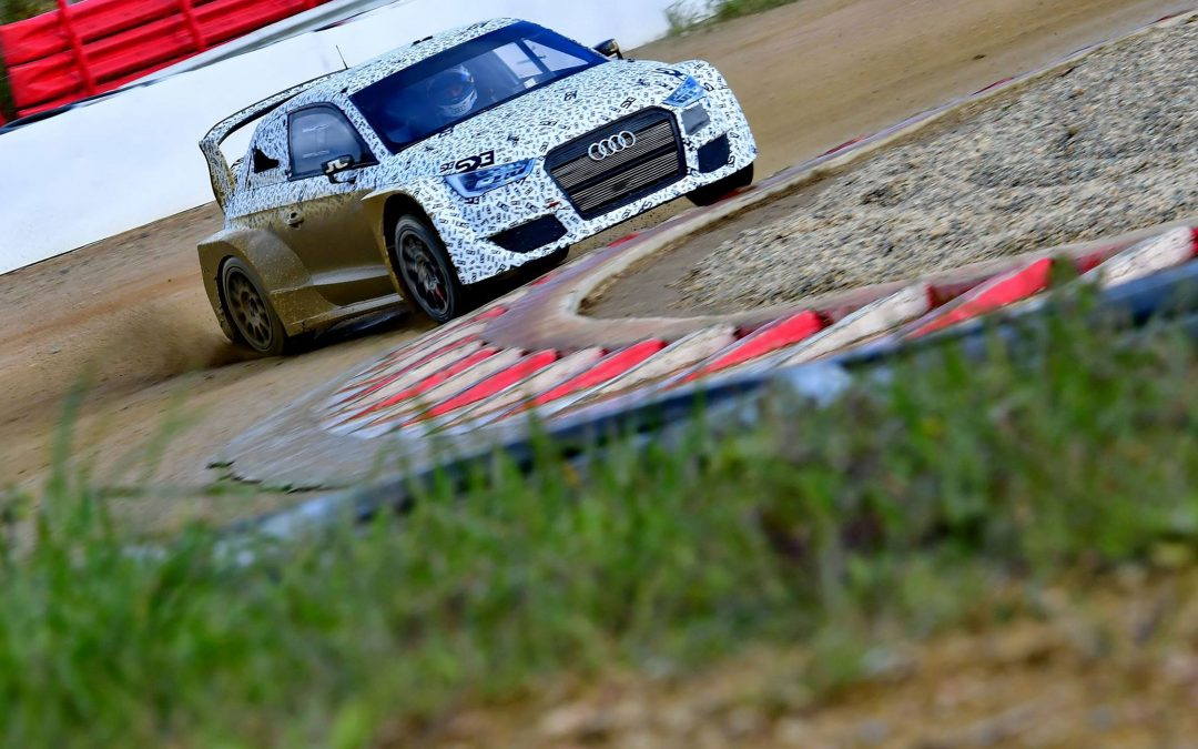 ANDREAS BAKKERUD IS READY FOR THE WORLDRX OF CATALUNYA