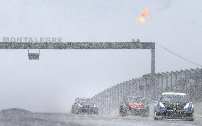 Johan Kristoffersson consigue la victoria en el World RX de Portugal