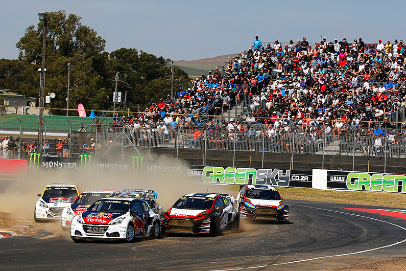 FIA WORLD RALLYCROSS SEASON IS ALMOST ENDED