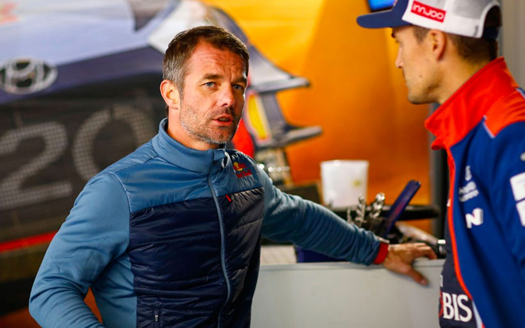 LOEB JOINS HYUNDAI FOR THE NEXT TWO WRC SEASONS