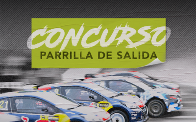 GET READY FOR THE CATALUNYARX 2019 START GRID GIVEAWAY