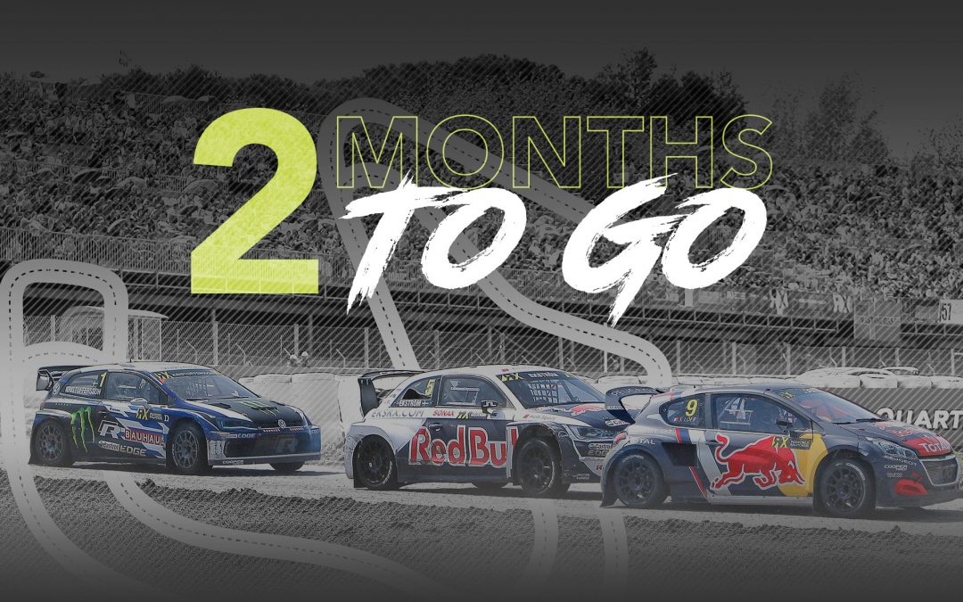 2 MONTHS FOR THE CATALUNYARX