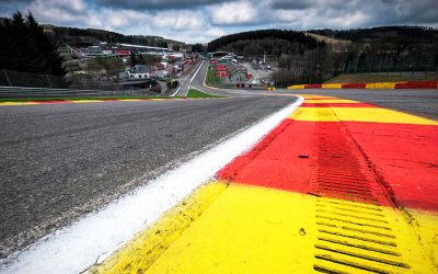 DISCOVERING THE NEW SPA-FRANCORCHAMPS TRACK