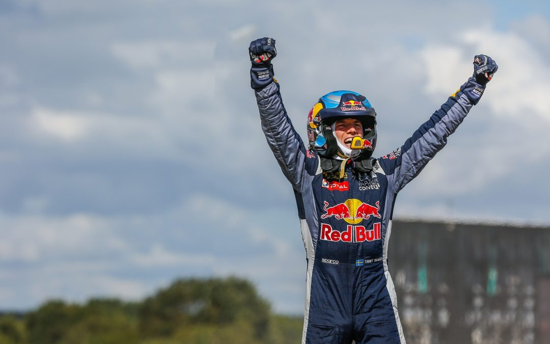 TIMMY HANSEN WINS  IN LOHEAC AND THE ENDING OF THE CHAMPIONSHIP TURNS INTO AN EPIC BATTLE