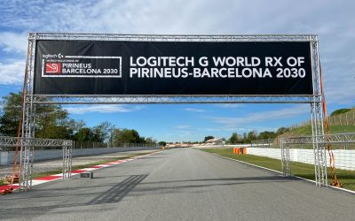 The 6th edition of the FIA ​​Rallycross World Championship in Catalonia is here