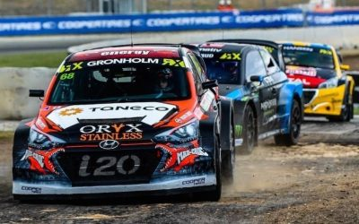 Two weeks for the return of Catalunya RX in Barcelona